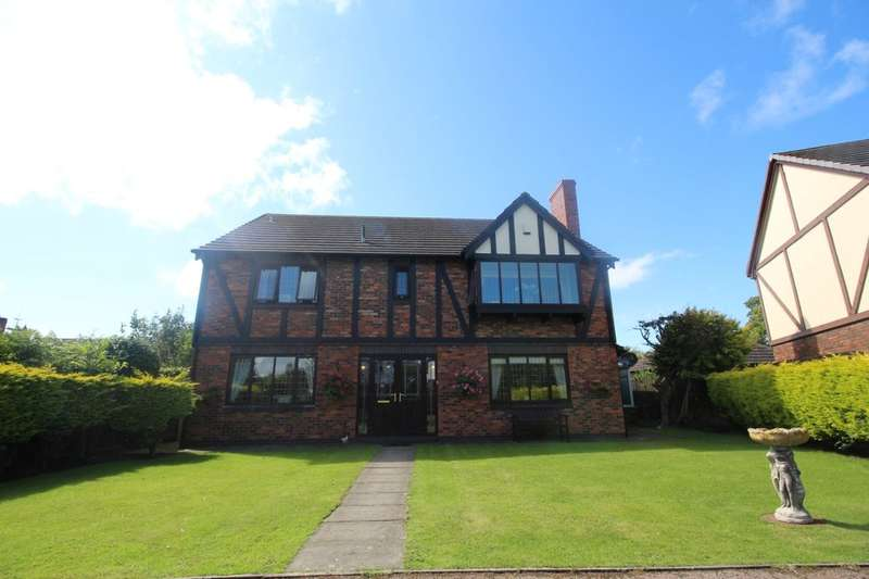 5 Bedrooms Detached House for sale in The Hermitage, Thornton-Cleveleys, FY5