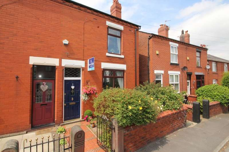 2 Bedrooms Semi Detached House for sale in Moss Road, Billinge, Wigan, WN5