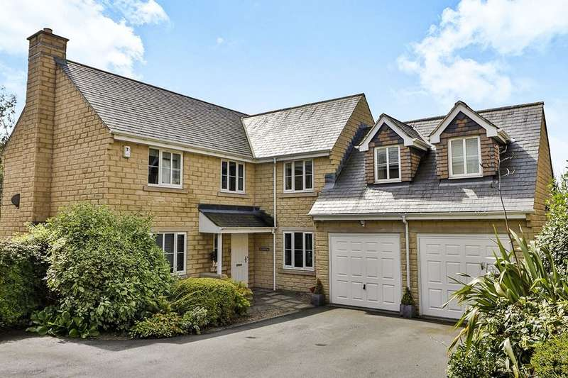 5 Bedrooms Detached House for sale in Weavers Court, SOWERBY BRIDGE, HX6