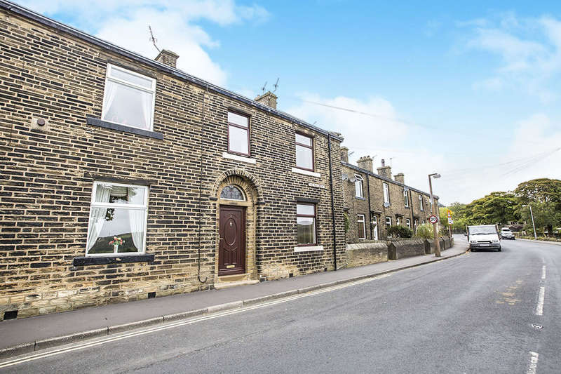 2 Bedrooms Terraced House for sale in Horton Place, Halifax, HX2