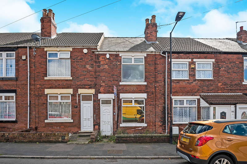 3 Bedrooms Terraced House for rent in Manvers Road, Mexborough, S64