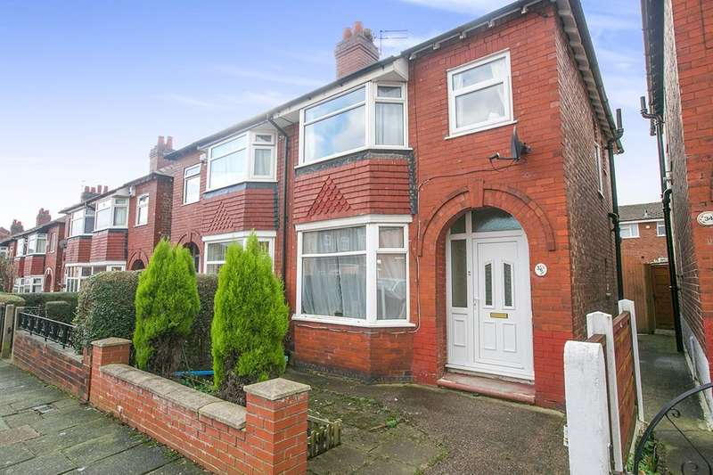 3 Bedrooms Semi Detached House for sale in Athens Street, Stockport, SK1