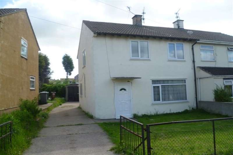 2 Bedrooms Semi Detached House for sale in Edinburgh Avenue, Bolton-Upon-Dearne, Rotherham, S63