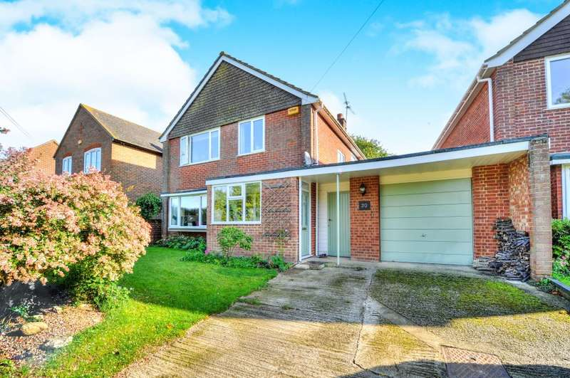 4 Bedrooms Detached House for sale in Sandhill Road, East Claydon, Buckingham, Bucks. MK18 2LZ