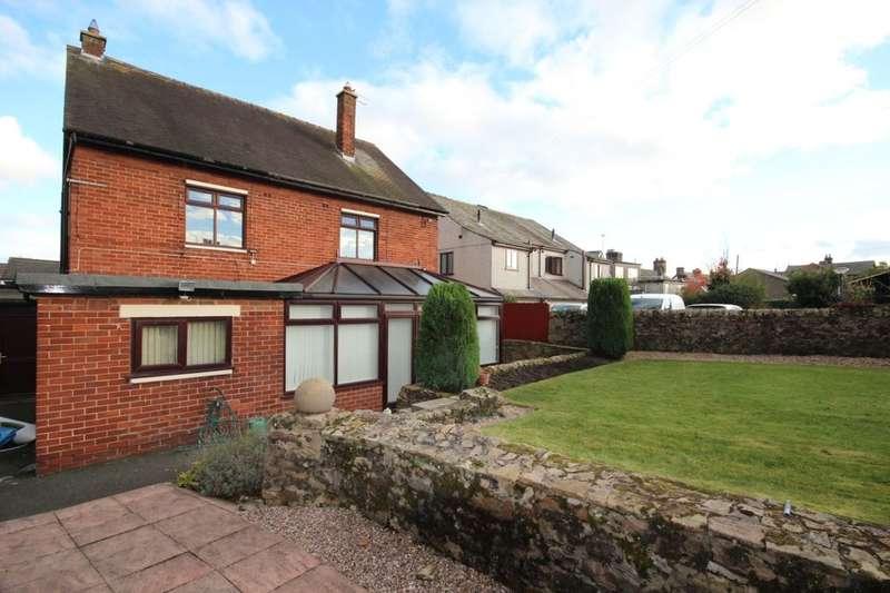 4 Bedrooms Detached House for rent in High Street, Garstang, Preston, PR3
