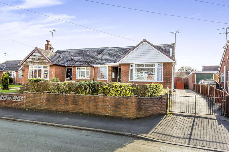 3 Bedrooms Semi Detached Bungalow for sale in Heath Grove, Stoke-On-Trent, ST3
