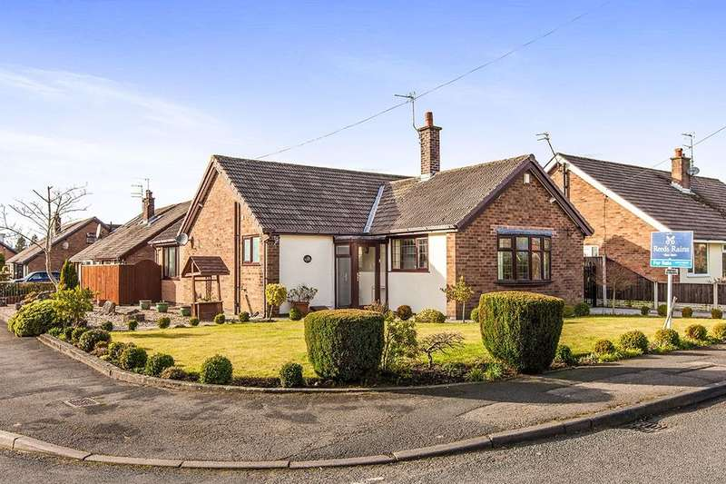 3 Bedrooms Detached Bungalow for sale in Elston Lane, Grimsargh, Preston, PR2