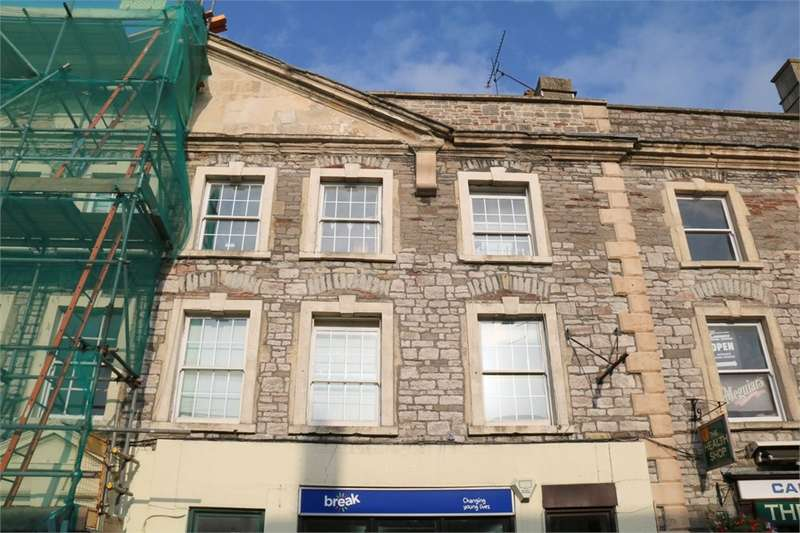 3 Bedrooms Maisonette Flat for sale in Horse Street, Chipping Sodbury, South Gloucestershire