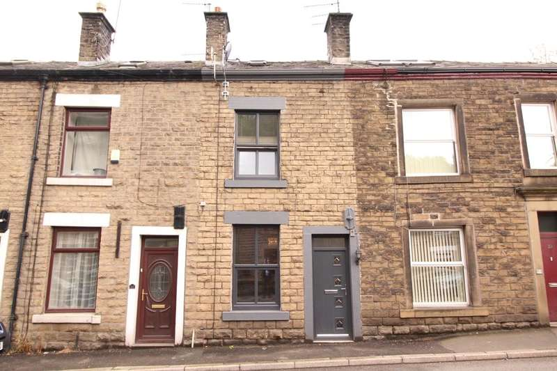 3 Bedrooms Terraced House for sale in Charlestown, Glossop, SK13