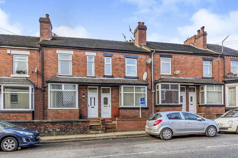 2 Bedrooms Terraced House for sale in Victoria Street, STOKE-ON-TRENT, ST4
