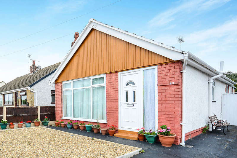 2 Bedrooms Detached Bungalow for sale in Salisbury Drive, Prestatyn, LL19