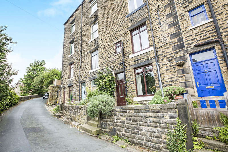 2 Bedrooms Property for sale in Lees Road, Hebden Bridge, HX7
