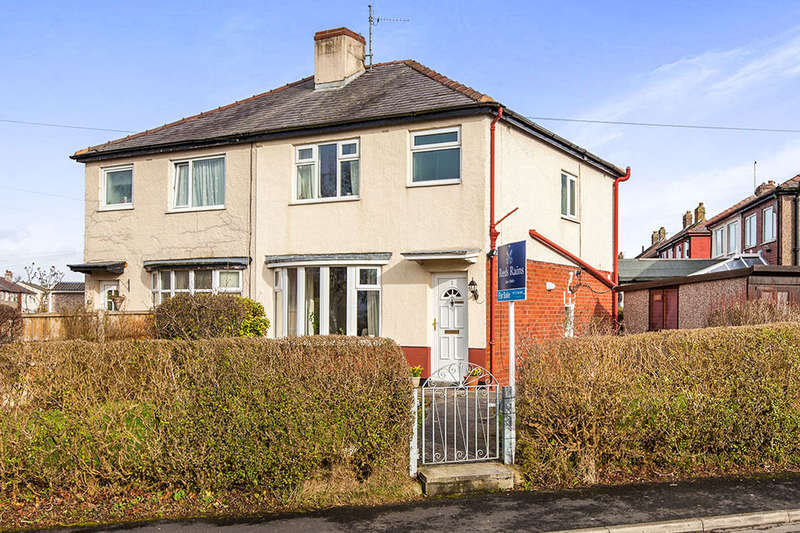 3 Bedrooms Semi Detached House for sale in Franklands Drive, Ribbleton, Preston, PR2