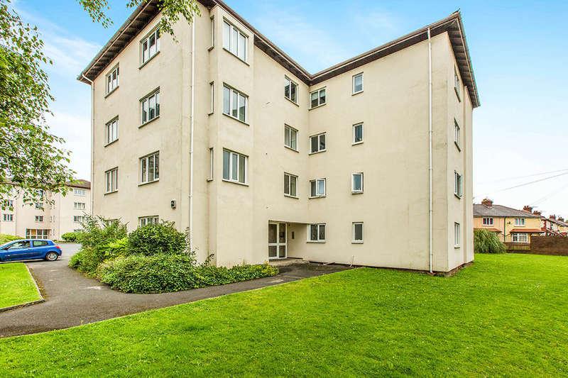 1 Bedroom Flat for sale in Avon House Samuel Street, Preston, PR1