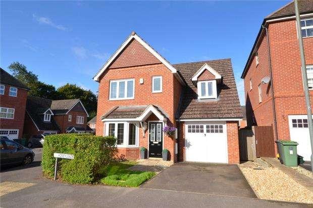 3 Bedrooms Detached House for sale in Honeyleaze, Beggarwood, Basingstoke