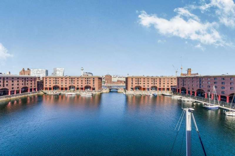 1 Bedroom Flat for sale in The Colonnades Albert Dock, Liverpool, L3