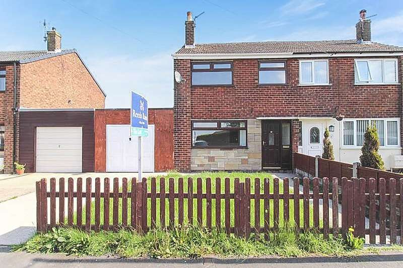 3 Bedrooms Semi Detached House for rent in Caton Close, Longridge, Preston, PR3
