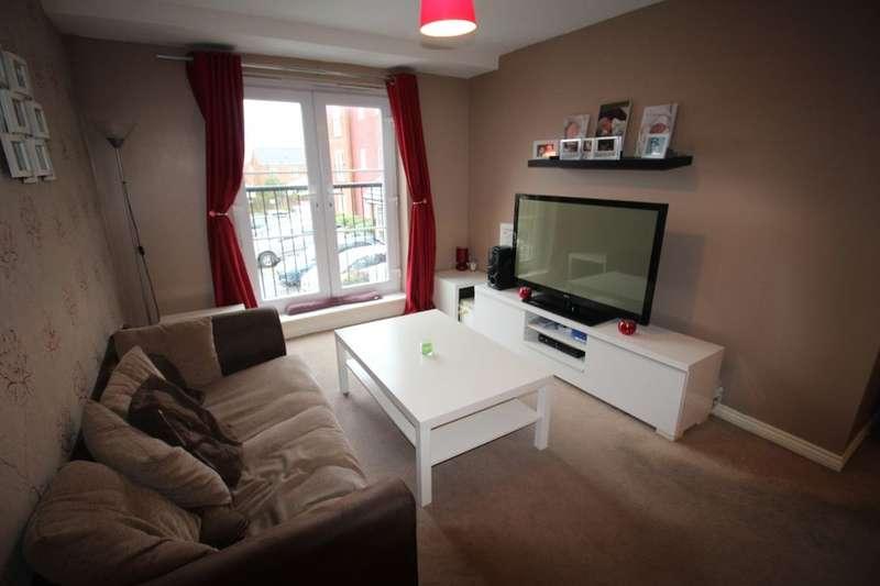 2 Bedrooms Flat for sale in Speakman Way, Prescot, L34