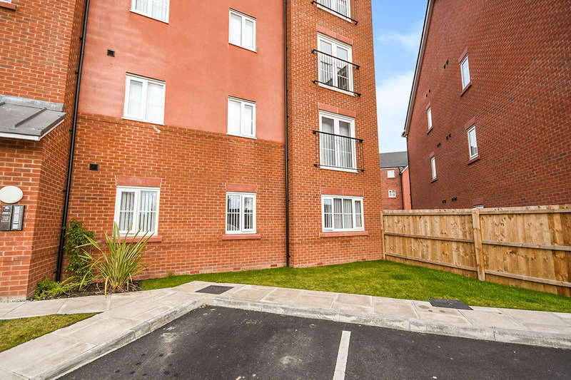 2 Bedrooms Flat for sale in Kenneth Close, Prescot, L34