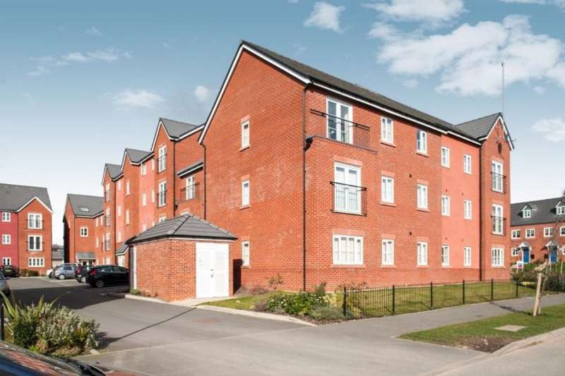 2 Bedrooms Flat for sale in Pendleton Court Speakman Way, Prescot, L34