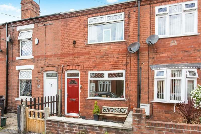 2 Bedrooms Terraced House for sale in Richard Street, Northwich, CW9