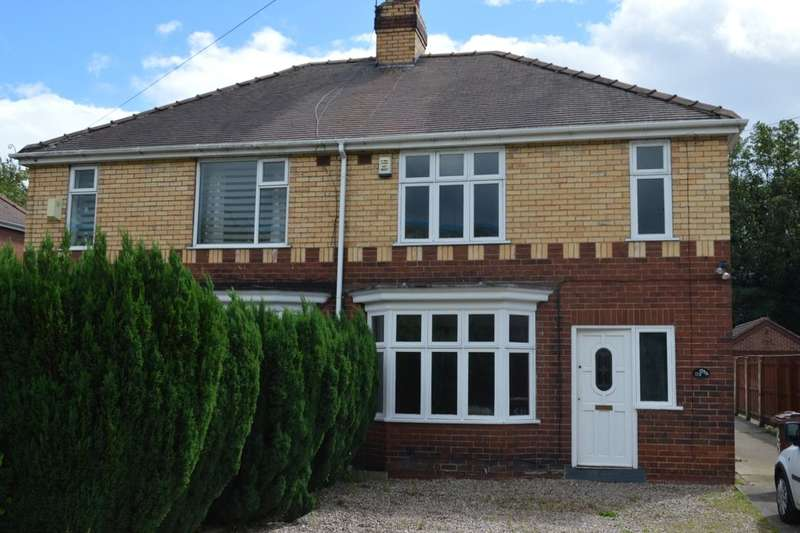 3 Bedrooms Semi Detached House for sale in Bondgate, Pontefract, WF8