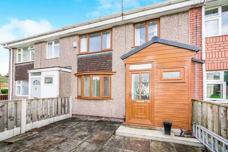 3 Bedrooms Terraced House for sale in St. Johns Drive, Hyde, SK14