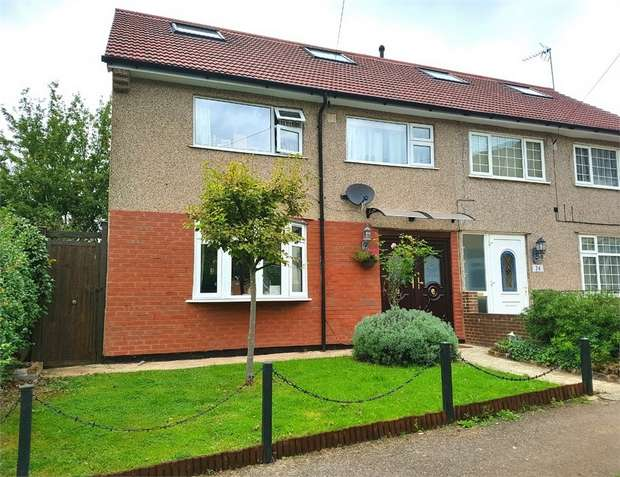 5 Bedrooms Semi Detached House for sale in Culverden Road, Watford, Hertfordshire
