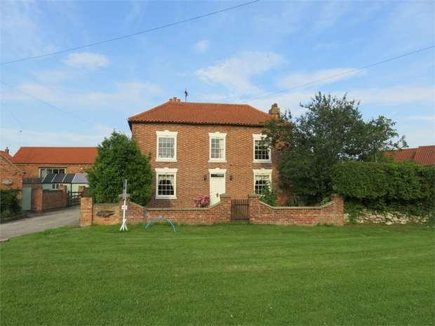 6 Bedrooms Detached House for sale in Plantation Road, East Markham, Newark, Nottinghamshire