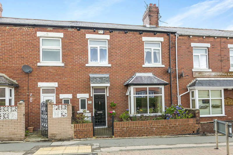 3 Bedrooms Terraced House for sale in Station Road, Seaham, SR7