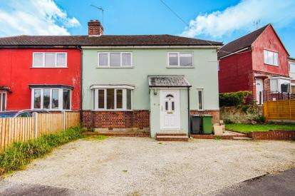 2 Bedrooms Semi Detached House for sale in Rosebery Road, Dursley, Gloucestershire, England
