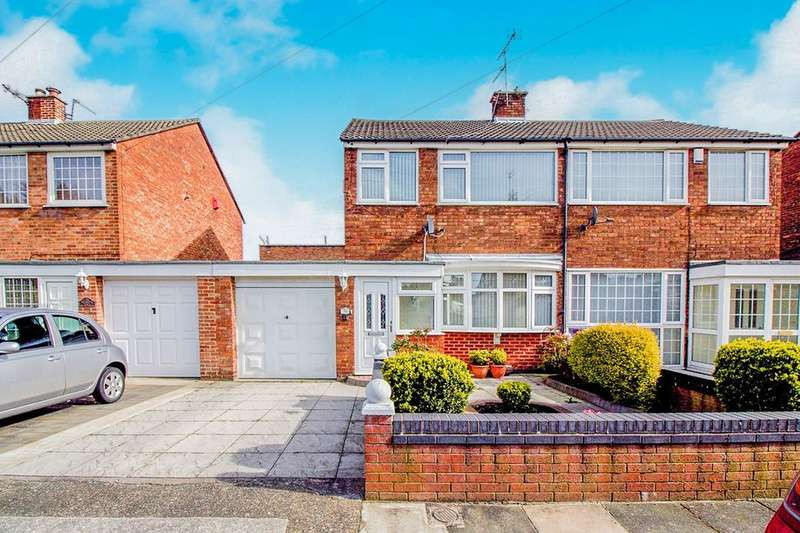 3 Bedrooms Semi Detached House for sale in Keybank Road, Liverpool, L12