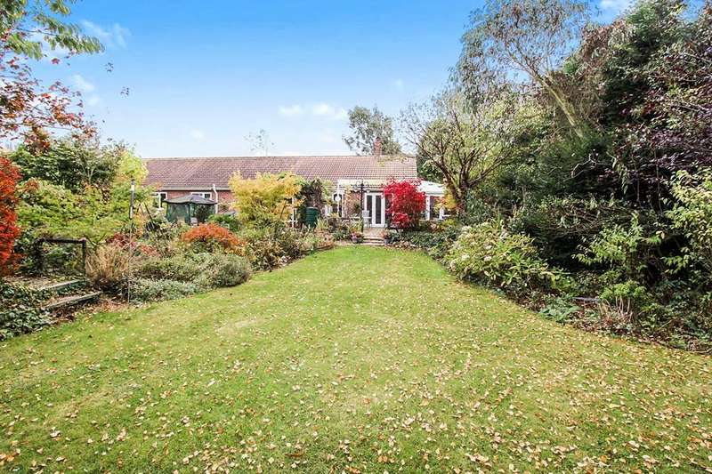 5 Bedrooms Detached Bungalow for sale in The Paddock Strawberry Gardens, Hornsea, HU18
