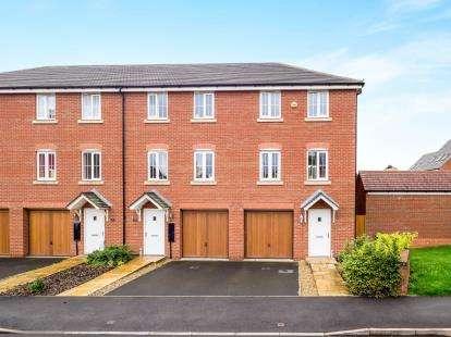 3 Bedrooms Terraced House for sale in Linnet Way, Hucknall, Nottingham, Nottinghamshire