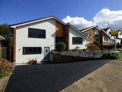5 Bedrooms Detached House for sale in Ullswater Crescent, Bramcote, Nottingham