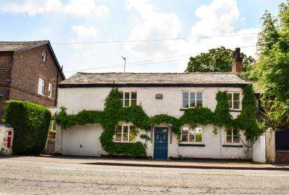 4 Bedrooms Link Detached House for sale in Knutsford Road, Alderley Edge, Cheshire