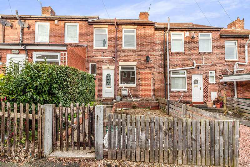 2 Bedrooms Terraced House for sale in May Avenue, Winlaton Mill, Blaydon-On-Tyne, NE21