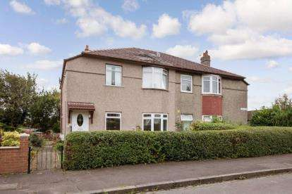 3 Bedrooms Flat for sale in Trinity Avenue, Glasgow, Lanarkshire