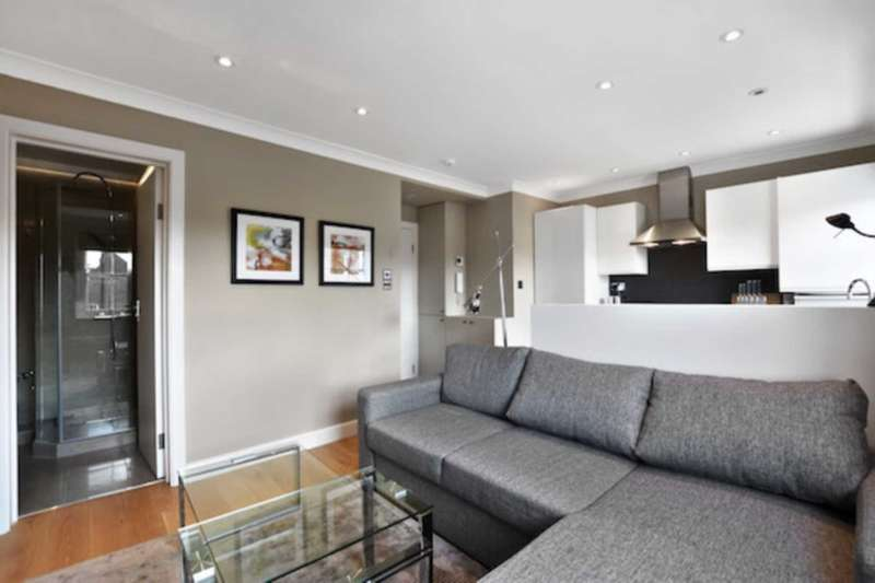 Studio Flat for sale in York Street, Marylebone