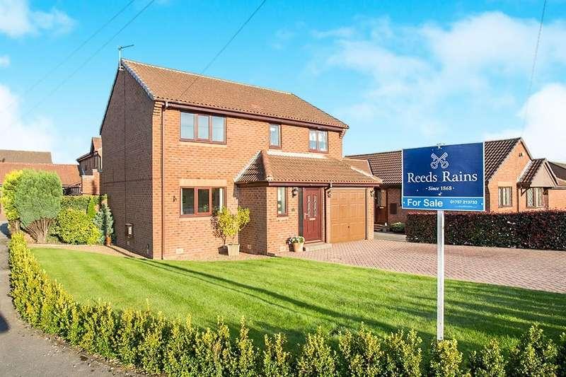 4 Bedrooms Detached House for sale in Kellington Lane, Eggborough, Goole, DN14