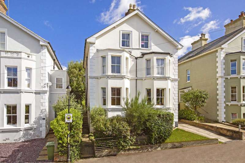 4 Bedrooms Semi Detached House for sale in Stone Street, Tunbridge Wells