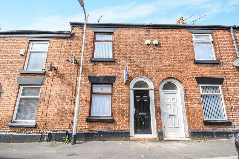 2 Bedrooms Terraced House for sale in Argyle Street, St. Helens, WA10