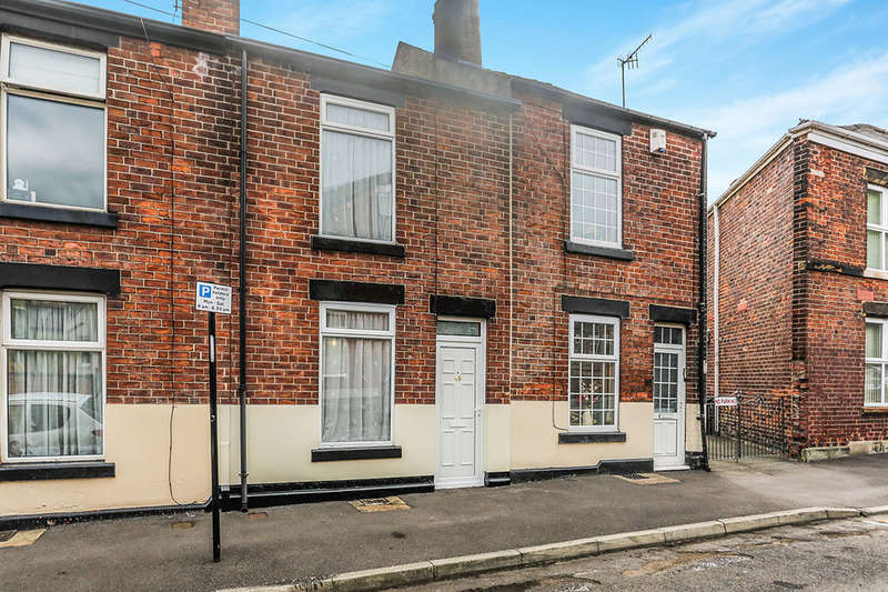 2 Bedrooms Property for sale in Lancing Road, Sheffield, S2