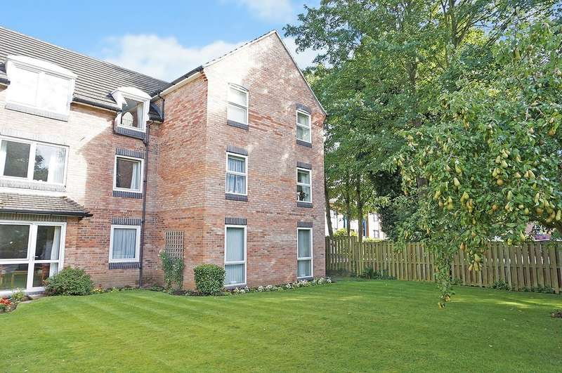 1 Bedroom Flat for sale in Home Paddock House, Deighton Road,Wetherby, LS22 7TE