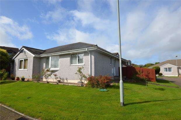 2 Bedrooms Semi Detached Bungalow for sale in Blossom Close, Dunkeswell, Honiton, Devon