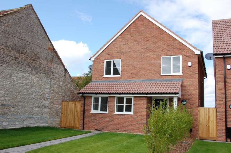 3 Bedrooms Detached House for sale in Yard Court, Othery