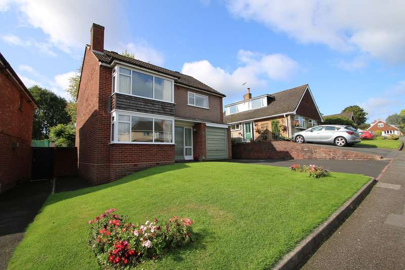 3 Bedrooms Detached House for sale in Brackendale Way, Stourbridge, DY9