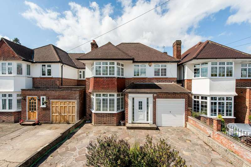 4 Bedrooms House for sale in Donnington Road, Kenton, HA3