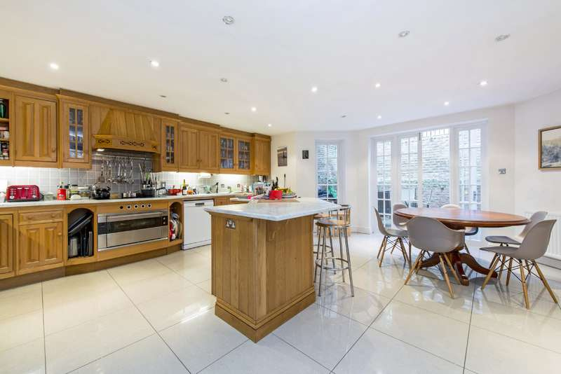 4 Bedrooms House for sale in Christchurch Hill, Hampstead Village
