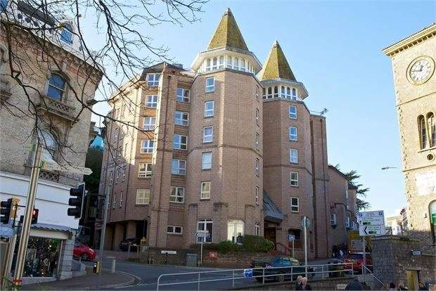 2 Bedrooms Ground Flat for sale in Abbey Road, Torquay, Devon. TQ2 5NB